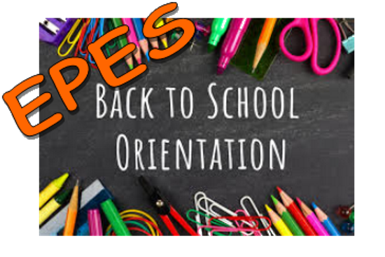 EPES Orientation Information Announced