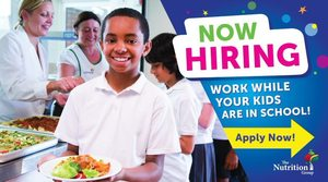 Food Service Positions Available