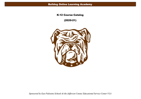 Bulldog Online Learning Academy