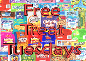Free Treat Tuesdays for Elementary Students Begins October 27th