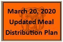 Meal Distribution Plan Updated