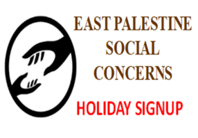 EP Social Concerns Announces Signup Dates