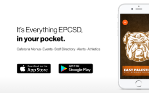 EPCSD Has New Mobile App