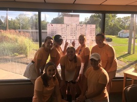 Girls Golf Advances