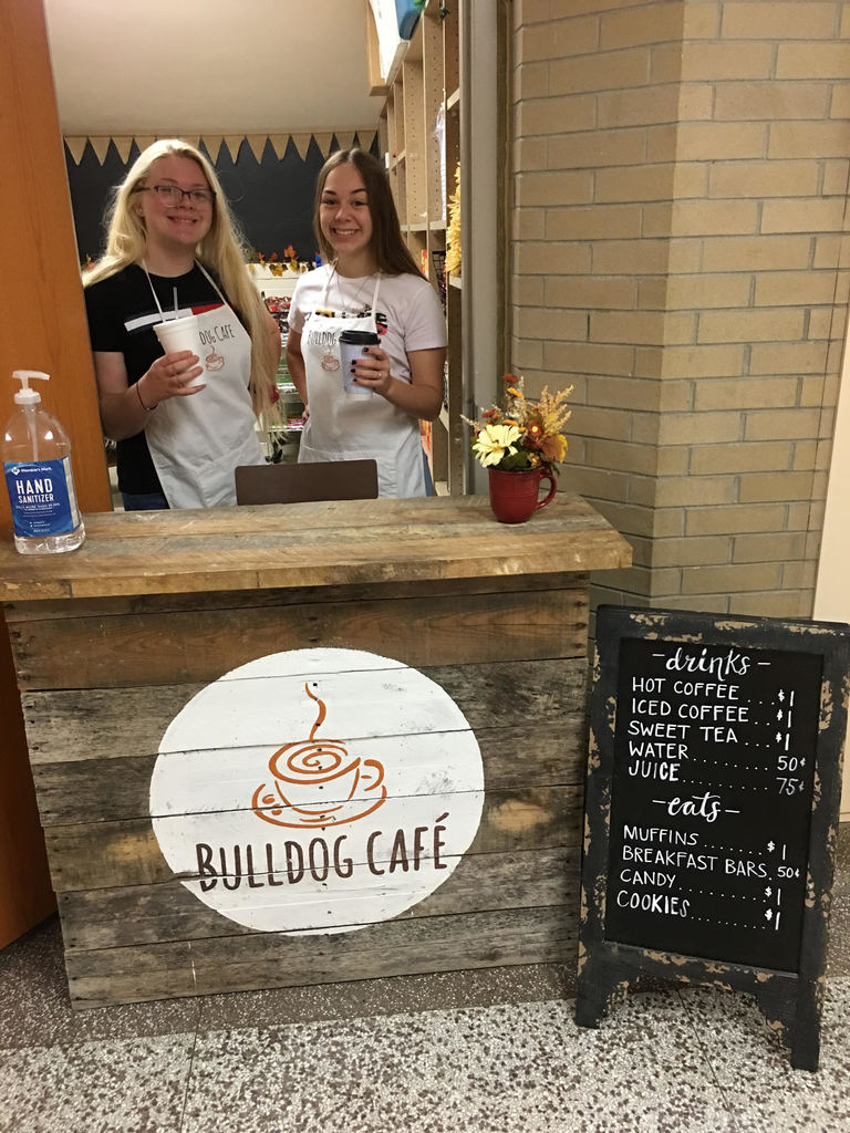 Bulldog Cafe