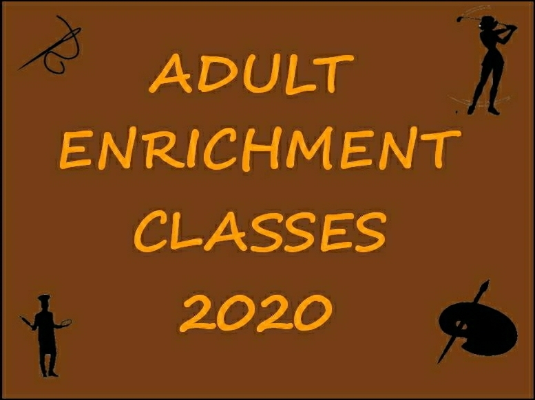 Adult Enrichment